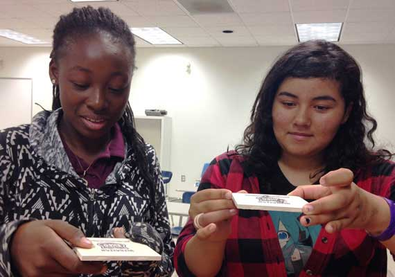 Future STEM Leaders are Engaged in Omni Nano's Interactive Nanotech Workshops