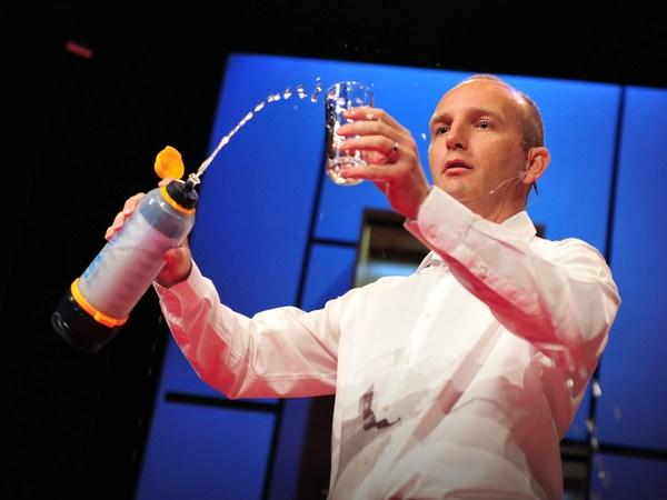 TED Talk about nanotechnology - Michael Pritchard