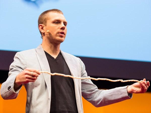 TED Talk about nanotechnology - Skylar Tibbits
