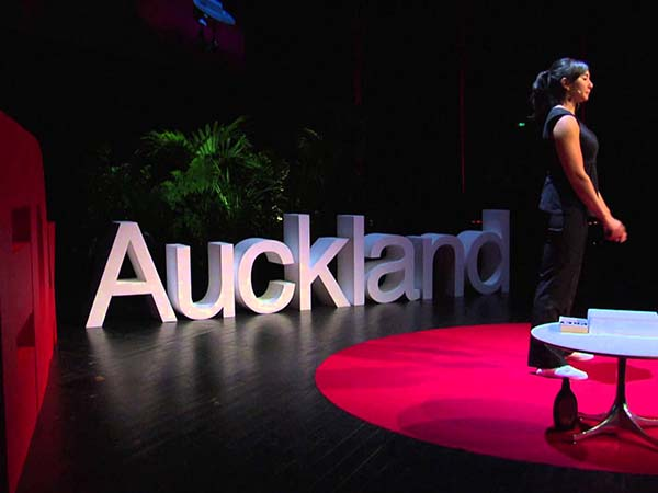 TED Talk about nanotechnology - Nano Girl - Michelle Dickinson