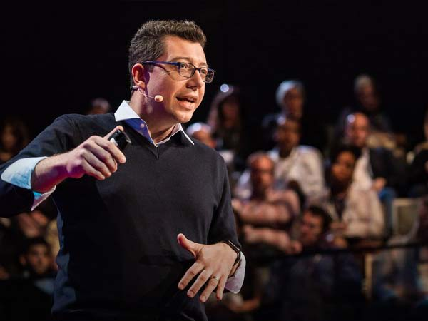 TED Talk about nanotechnology - George Tulveski