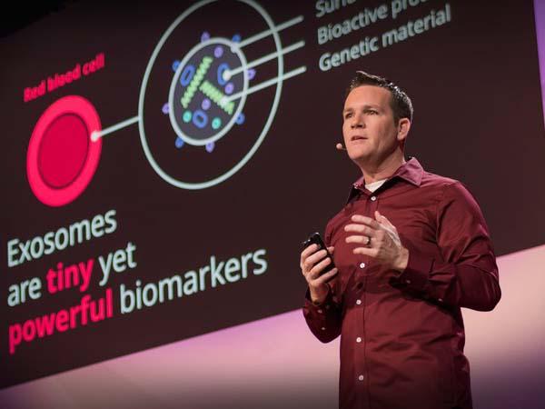 TED Talk about nanotechnology - Joshua Smith