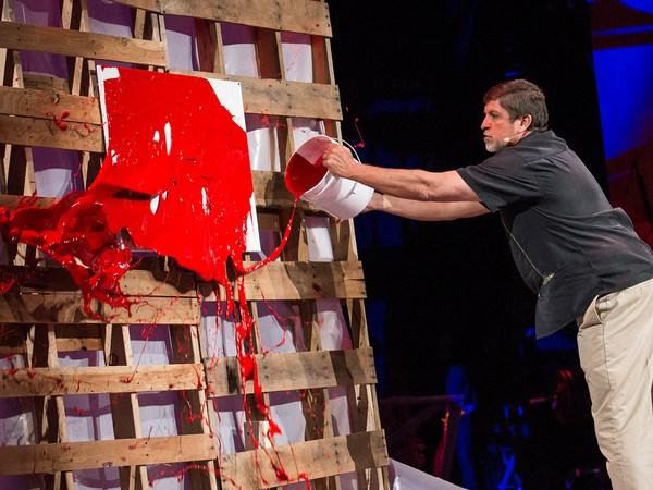 TED Talk about nanotechnology - Mark Shaw