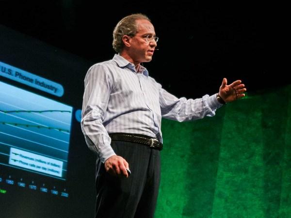 TED Talk about nanotechnology - Ray Kurzweil